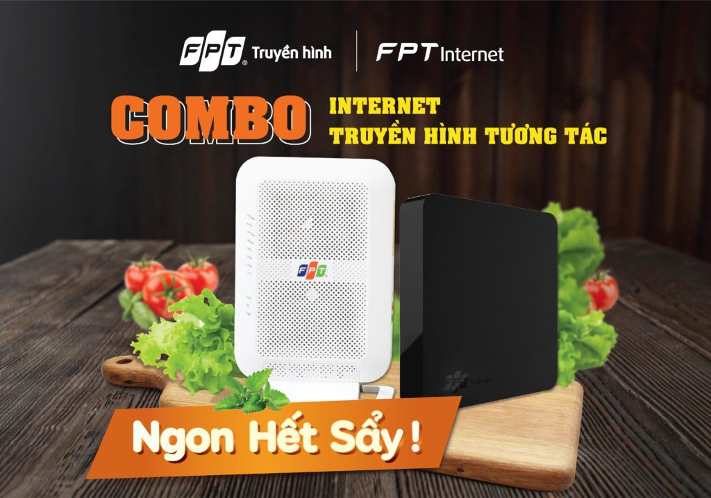 combo internet va truyen hinh FPT